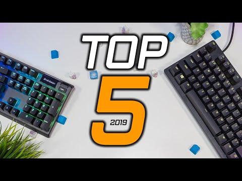 Top 5 Best Gaming Keyboards of 2019!