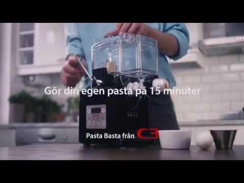 C3 Pastamaskin Pasta Basta - SE
