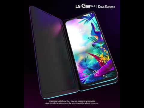 Dual Screen Detachability