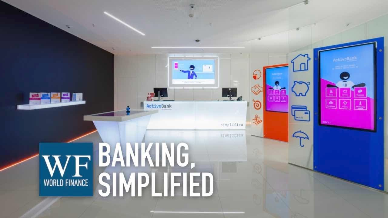 Activobank offers simple, transparent, honest banking to