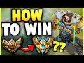HERE IS WHAT YOU NEED TO KNOW TO WIN IN RANKED IN SEASON 8 WITH GAREN! - League of Legends