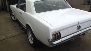 1965 Mustang D-code walkaround by Californiaimport