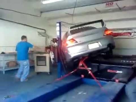 car dyno machine