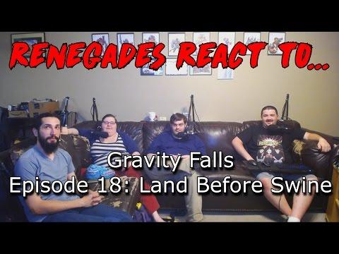 Renegades React to... Gravity Falls Episode 18 - Land Before Swine