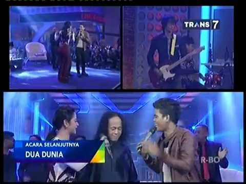 Iztambul Band feat Dewi Perssik di Bukan Empat Mata Trans7