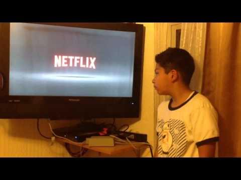 Netflix, como accesar desde tu WiiU