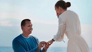 Jennifer Lopez and Alex Rodriguez Share Stunning New Engagement Pics