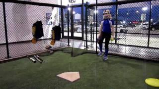 shelby smith fastpitch softball pitching warmups