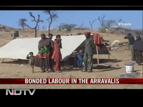 Bonded labour in the Aravalis