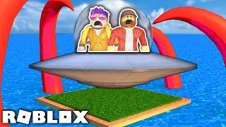 UFO PORWANE PRZEZ MACKI | ROBLOX #admiros