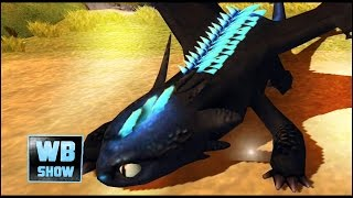 ALPHA TOOTHLESS!! | How To Train Your Dragon - School of Dragons