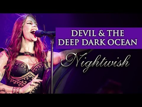 Клип Nightwish - Devil & The Deep Dark Ocean