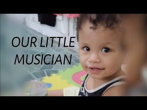 BABY MUSICIAN | LOVE PLAYING INSTRUMENTS