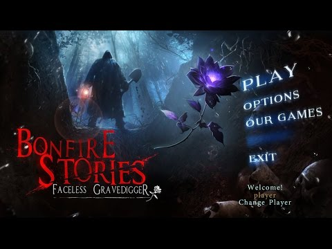 Bonfire Stories: Faceless Gravedigger-hidden Object Game (Beta)