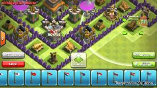 Th8 Trolling Base Speed Build #1 Clash Of Clans