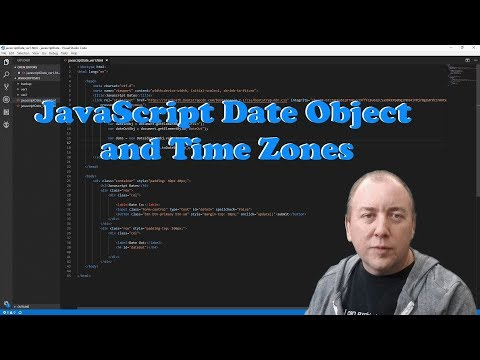 JavaScript Date Object And Time Zones