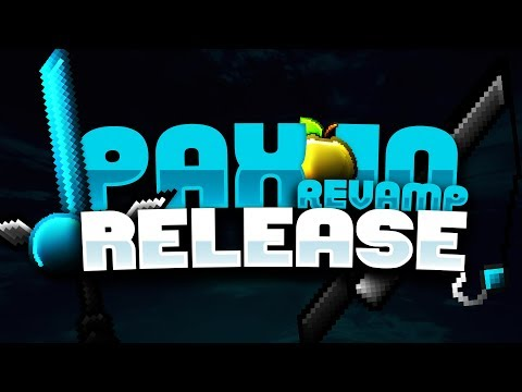 Pax10 [V2] PvP Texture Pack Release [64x] ⚡️