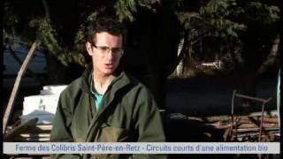 Ferme des Colibris, Saint-Père-en-Retz : circuits courts d'une alimentation bio