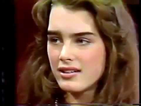 Brooke Shields Interview with Bill Boggs at age 15