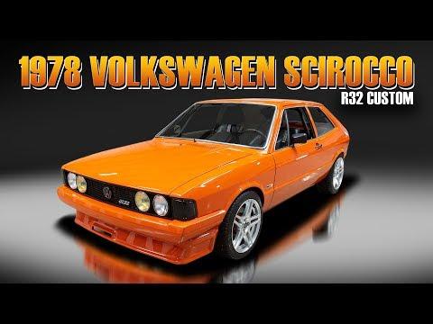 1978 Volkswagen Scirocco Custom MS CLASSIC CARS