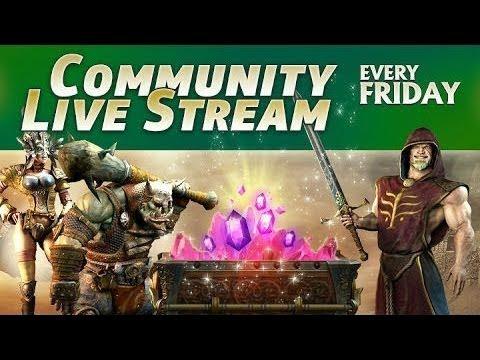 Community Live Stream