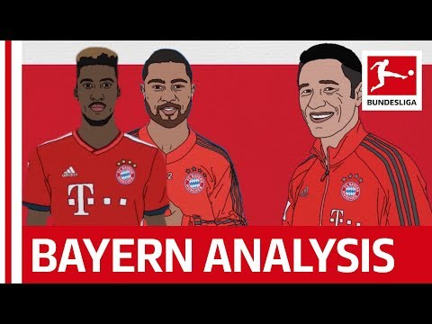 Bayern Tactics: Kovac's Chase for the Bundesliga Title - Powered By Tifo Football