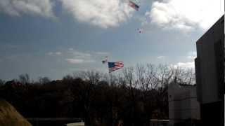 Skyfall at Walter Reed National Military Medical Center
