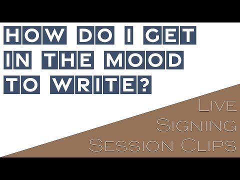 How Do I Get in the Mood To Write? (And Tips That May Help You.)