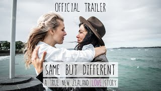 Same But Different: A True New Zealand Love Story Official Trailer