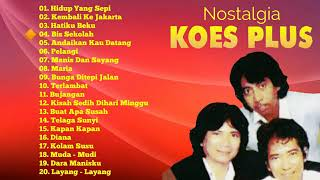 Nostalgia Bersama Koes Plus Full Album