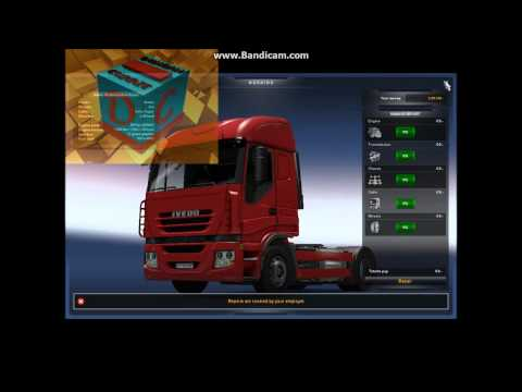 Duncan Currie Plays Euro Truck Simulator 2 Part 5