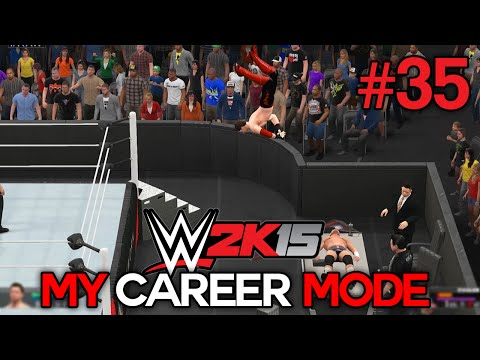 wwe 2k15 my career mode ep 33 39 sell out 39 wwe my doovi. Black Bedroom Furniture Sets. Home Design Ideas
