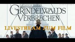 Livestream zu Phantastische Tierwesen #2: Grindelwalds Verbrechen (MIT SPOILERN!)
