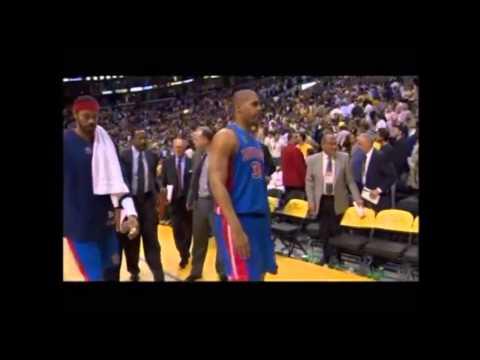 Pistons   Lakers 2004 NBA Finals