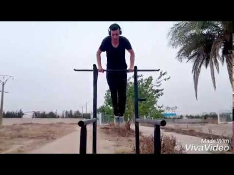 My Warm-up Set today barstyle relizane street workout