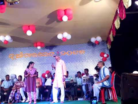 Rangabati sambalpuri Orchestra video by original singer Jitendra Haripal evergreen
