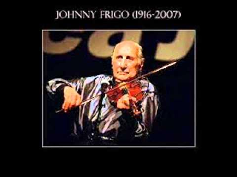 Johnny Frigo, Jazz Violin:  Get Happy