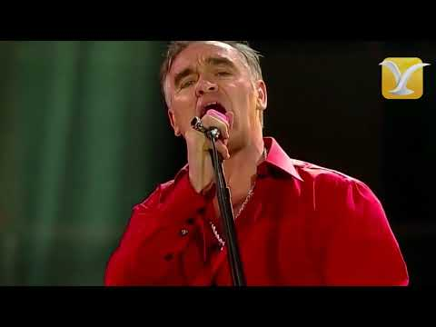 Morrissey - Everyday is like sunday - Festival de Viña del Mar 2012