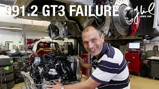 991.2 GT3 engine failure repair | EP 022