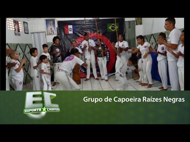 Grupo Raízes Negras vai realizar o Desafio 24hs de Capoeira