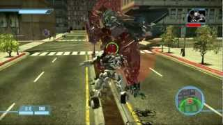 Transformers: The Game Walkthrough: Autobots - The Last Stand - Unfriendly Skies