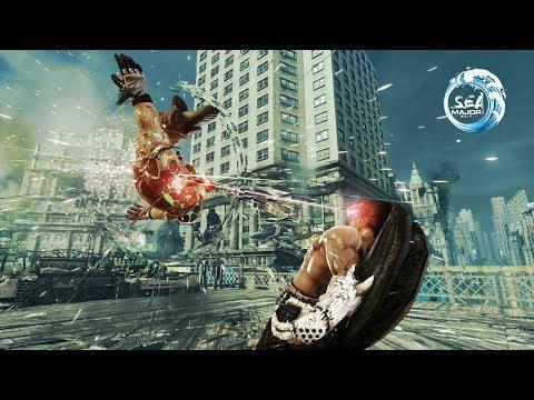 Aris Restreams Tekken 7 - Southeast Asia Majors 2017 Top 8