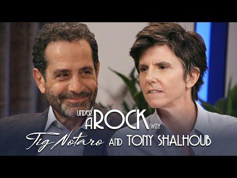 Under A Rock with Tig Notaro: Tony Shalhoub