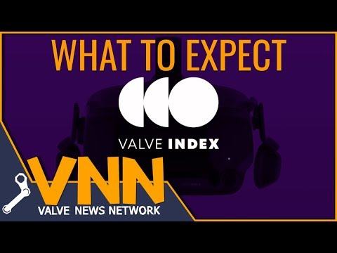 Valve Index Reveal - What to Expect