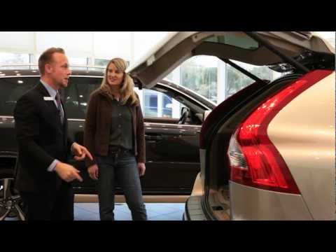Volvo XC60 SUV Review with Holly Homer at Park Place Volvo