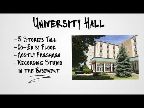 Residence Hall: University Hall