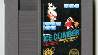 Classic Game Room - ICE CLIMBER review for NES