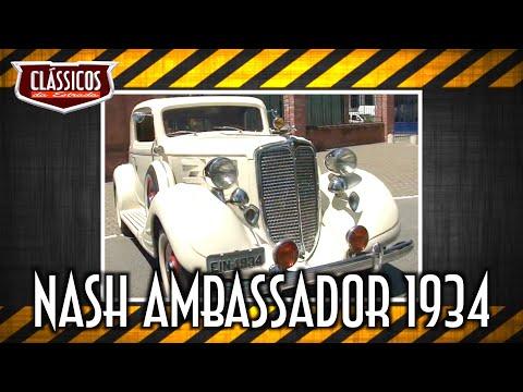 Nash Ambassador 1934