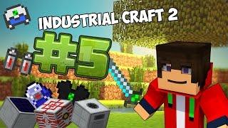 Minecraft Industrial Craft 2 выживание. Майнкрафт прохождение. Помпа и вулканический пресс
