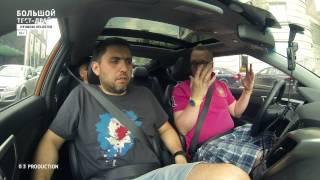 Большой тест драйв видеоверсия Hyundai Veloster смотреть